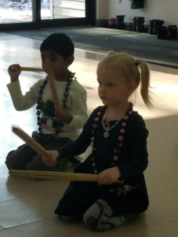 Hawaiian Dance Lesson